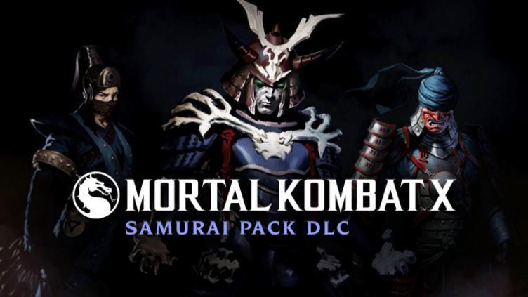 Mortal Kombat X: Samurai Pack DLC