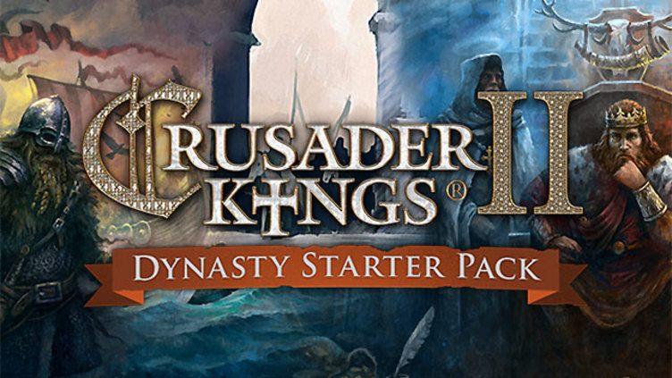 Crusader Kings II: Dynasty Starter Pack фото