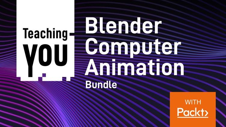 Blender Computer Animation Bundle фото