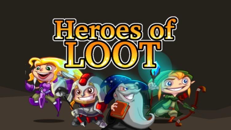 Heroes of Loot фото