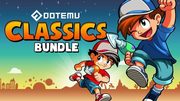 Dotemu Classics Bundle фото