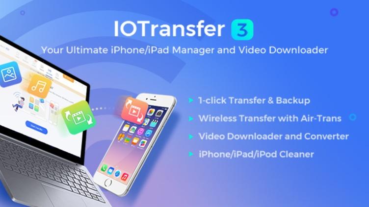 IO Transfer 3 Pro фото