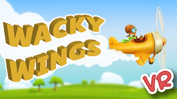 Wacky Wings VR фото