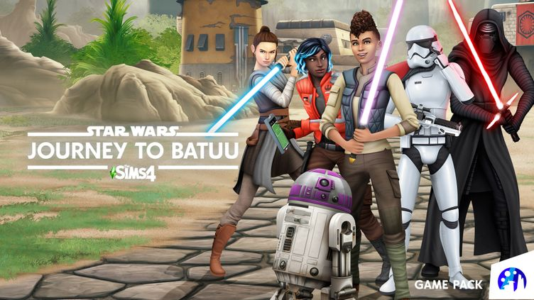The Sims™ 4 Star Wars™: Journey to Batuu