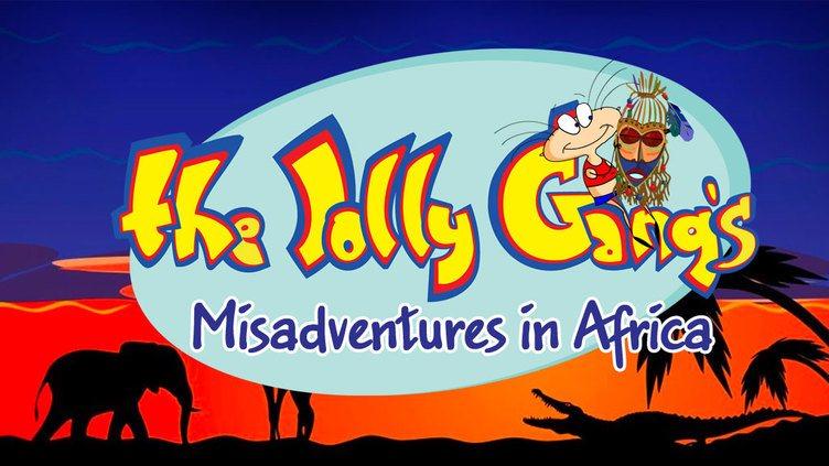 The Jolly Gang's Misadventures in Africa / Масяня в полной Африке фото