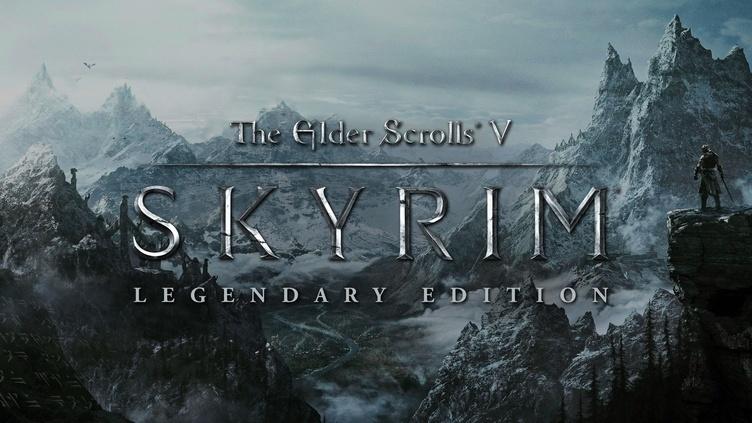 The Elder Scrolls V: Skyrim - Legendary Edition (RU) фото