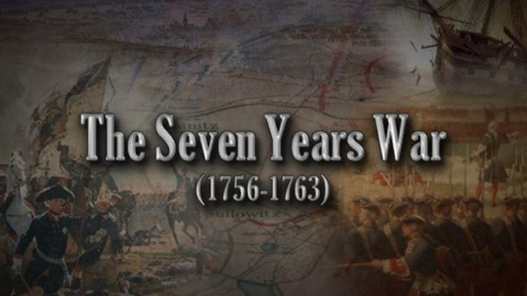 The Seven Years War (1756-1763) фото