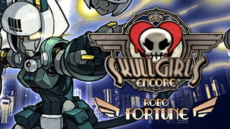 Skullgirls: Robo-Fortune фото