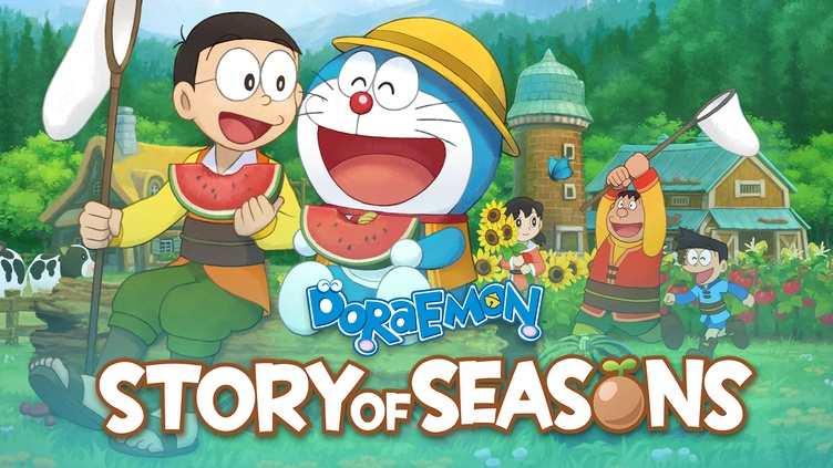 Doraemon Story of Seasons фото