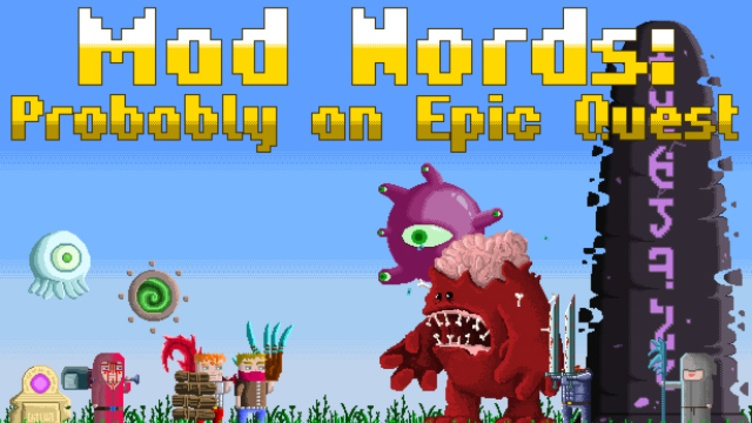 Mad Nords: Probably an Epic Quest фото