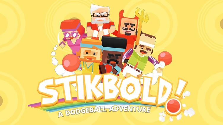 Stikbold! A Dodgeball Adventure фото