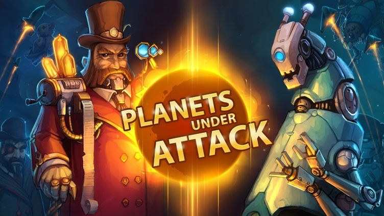 Planets Under Attack фото