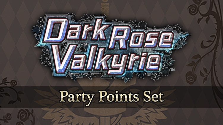 Dark Rose Valkyrie: Party Points Set фото