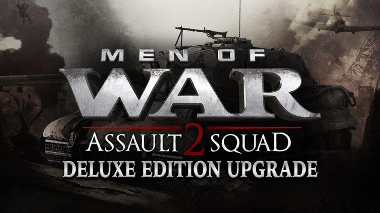 Men of War: Assault Squad 2 - Deluxe Edition Upgrade DLC 1C Company фото
