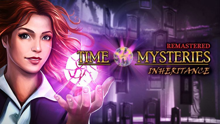 Time Mysteries: Inheritance - Remastered фото