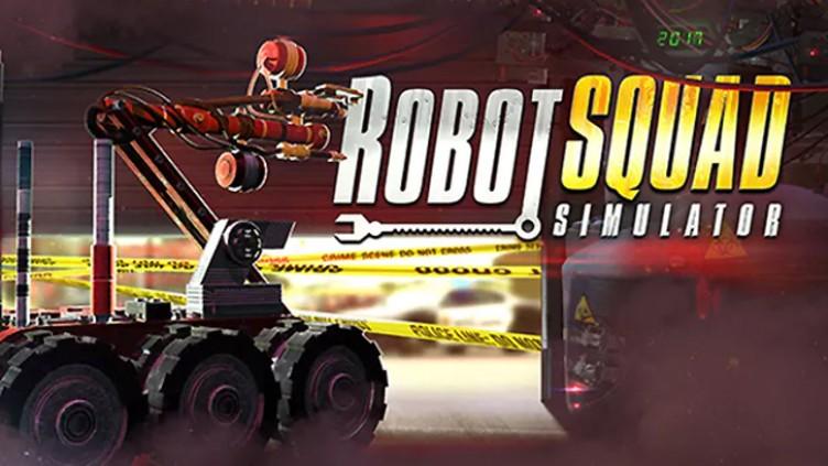 Robot Squad Simulator 2017 фото