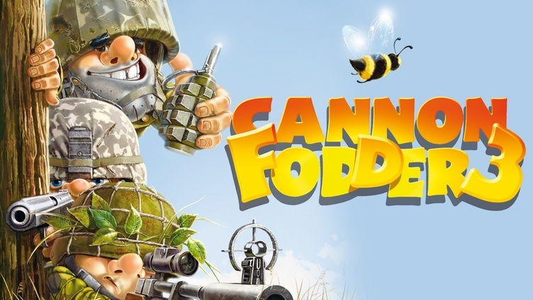 Cannon Fodder 3 Game Factory Interactive