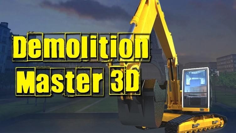 Demolition Master 3D фото