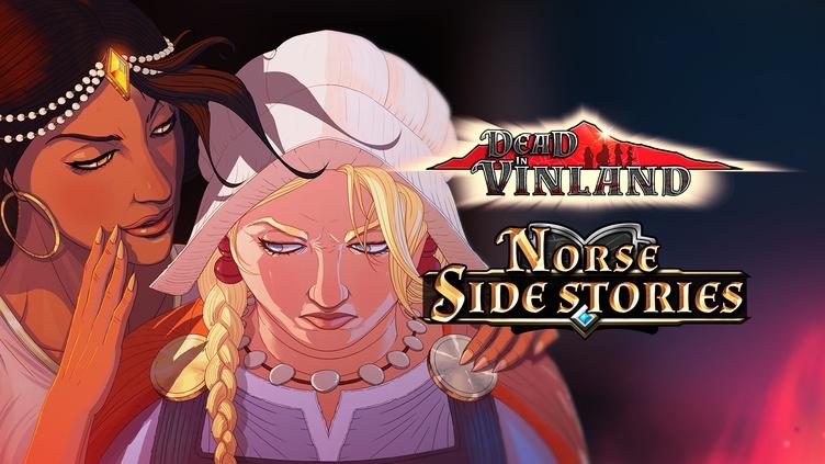 Dead In Vinland - Norse Side Stories фото
