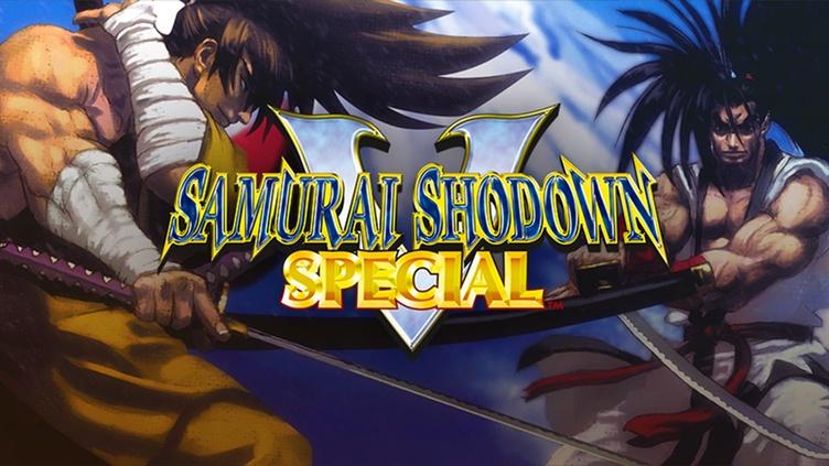 Samurai Shodown V Special фото
