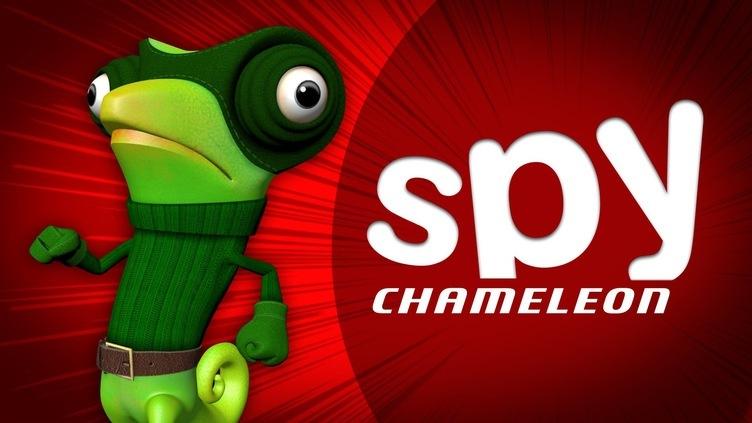 Spy Chameleon - RGB Agent фото