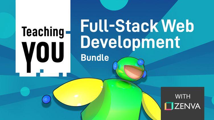 Full-Stack Web Development Bundle