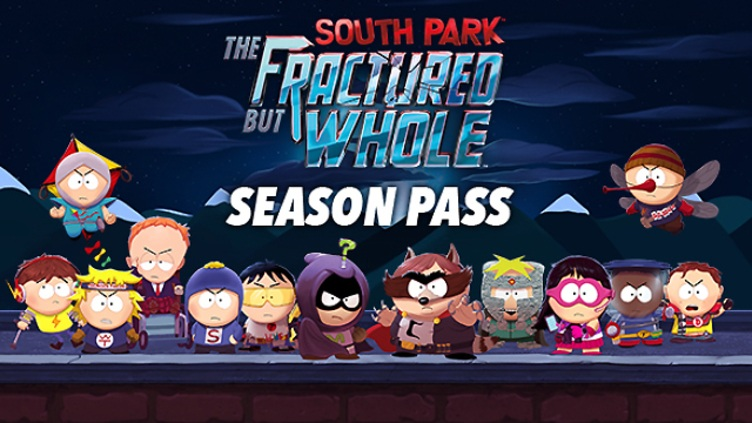 South Park: The Fractured But Whole - Season Pass DLC фото