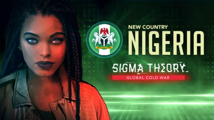 Sigma Theory DLC Nigeria - Additional Nation