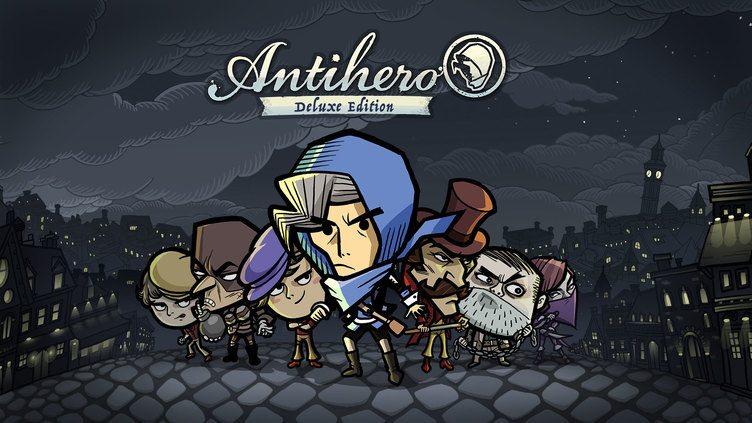 Antihero - Deluxe Edition фото