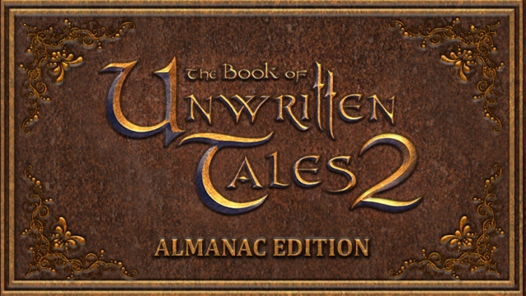 The Book of Unwritten Tales 2 Almanac Edition фото
