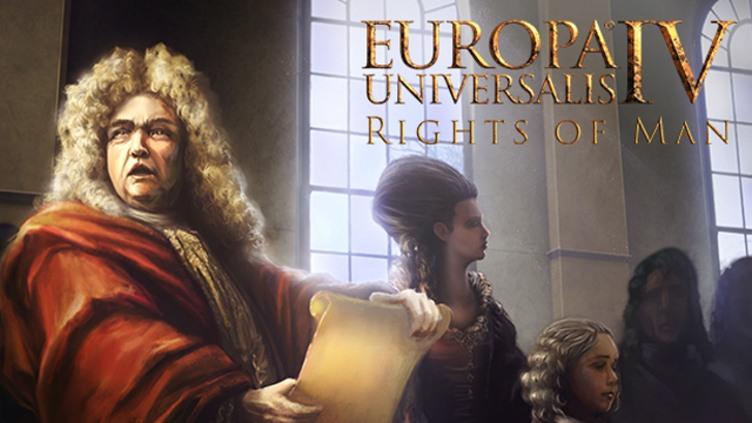 Europa Universalis IV: Rights of Man DLC