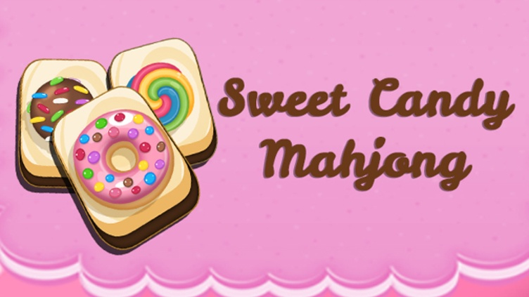 Sweet Candy Mahjong фото