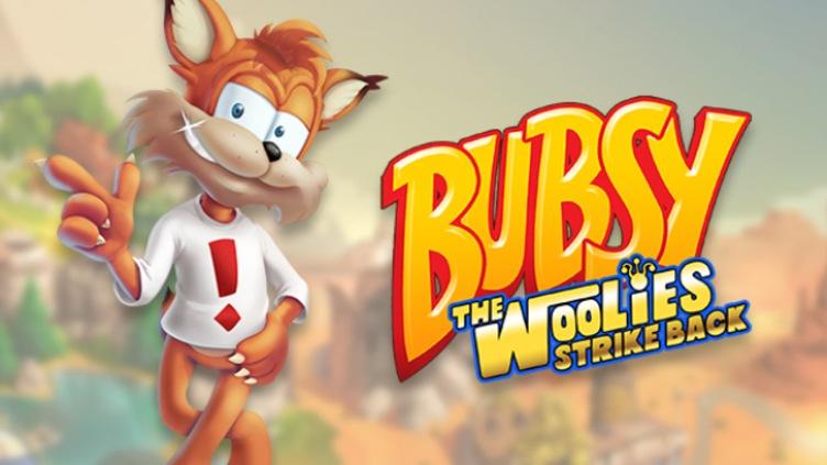 Bubsy: The Woolies Strike Back фото