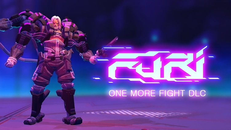 Furi - One More Fight DLC фото