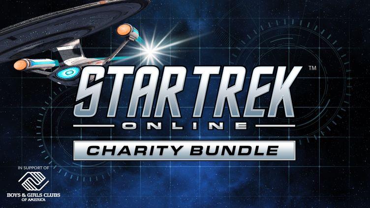 Star Trek Online Charity Bundle - PlayStation Edition