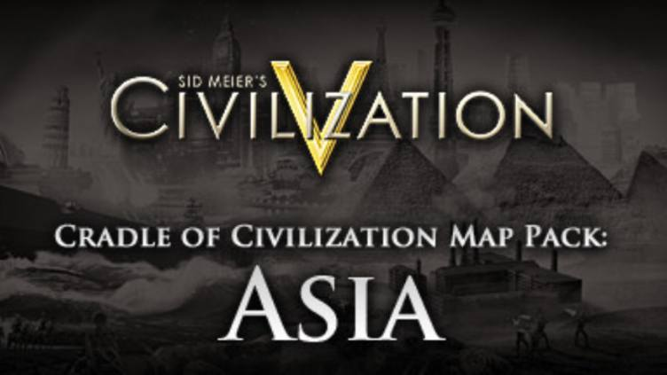 Civilization V: Cradle of Civilization - Asia DLC фото