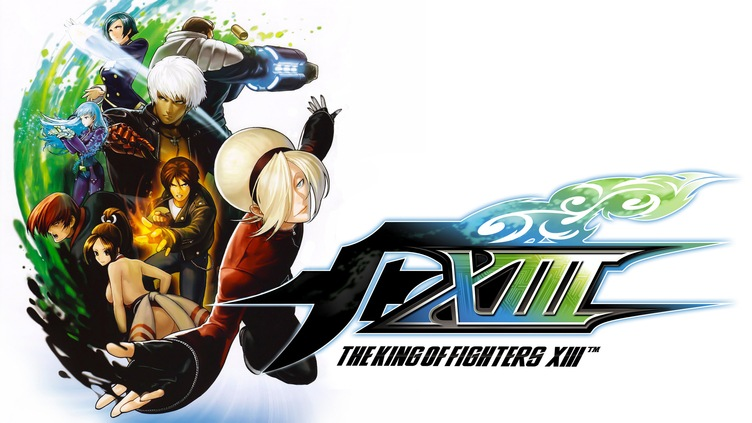 THE KING OF FIGHTERS XIII STEAM EDITION фото