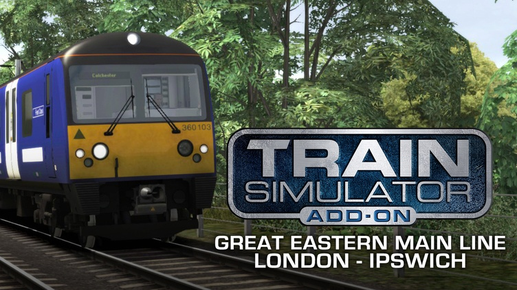 Train Simulator: Great Eastern Main Line London-Ipswich Route Add-On фото