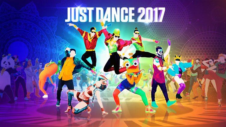 Just Dance 2017 фото