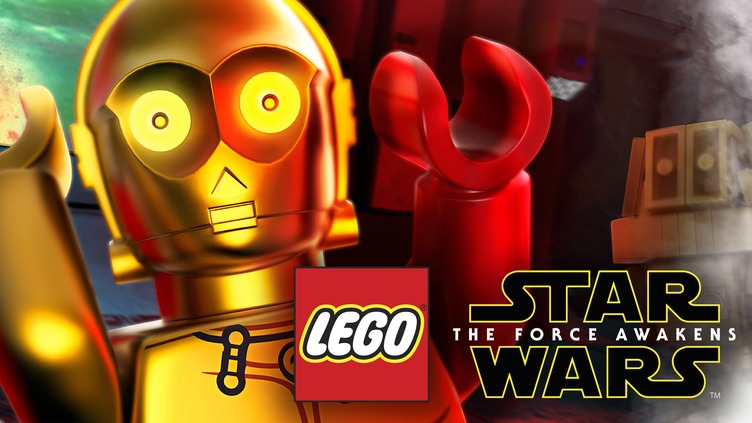 LEGO® STAR WARS™: The Force Awakens - The Phantom Limb Level Pack ...