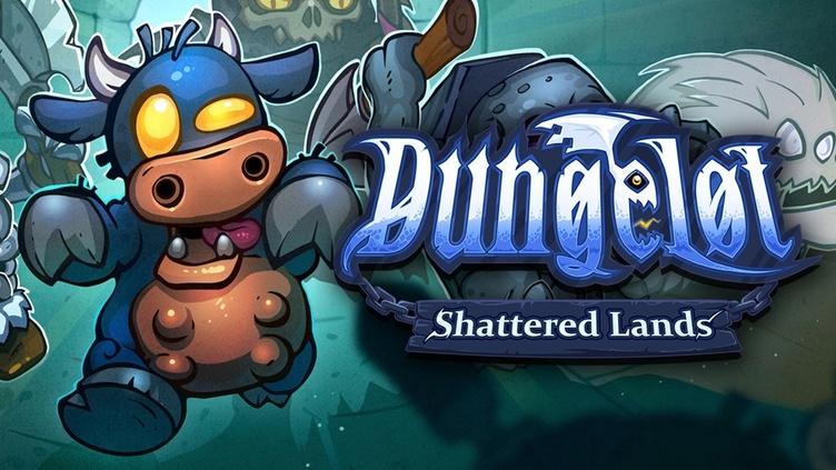 Dungelot: Shattered Lands фото