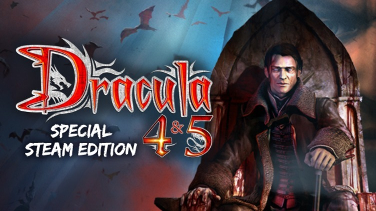 Dracula 4 and 5 - Special Steam Edition фото