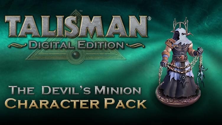 Talisman - Character Pack #3 - Devil's Minion фото