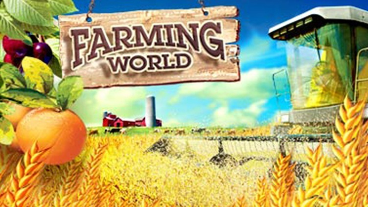Farming World фото