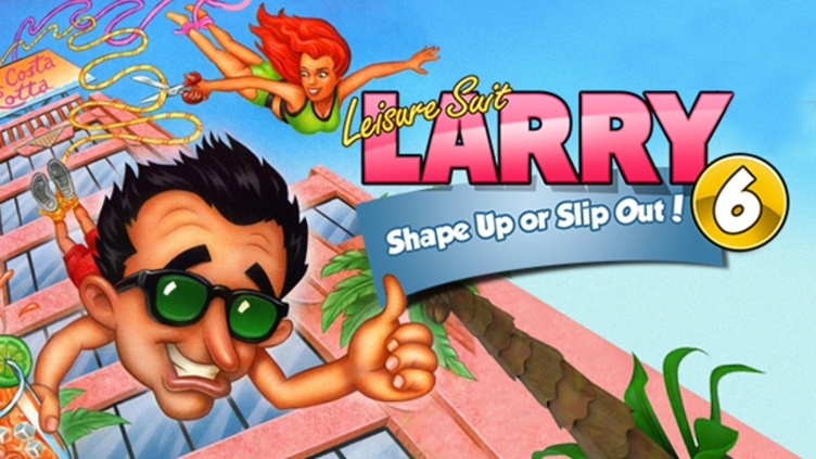 Leisure Suit Larry 6 - Shape Up Or Slip Out фото