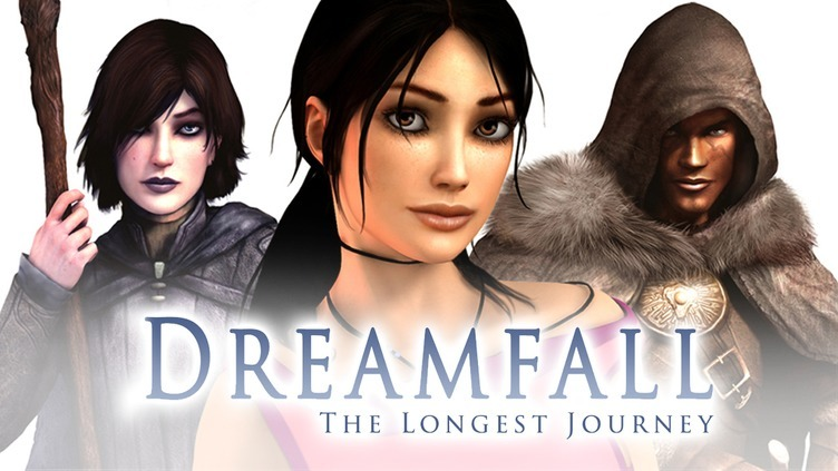 Dreamfall: The Longest Journey фото