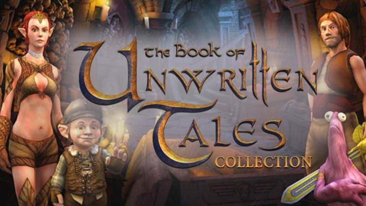 The Book of Unwritten Tales Collection фото