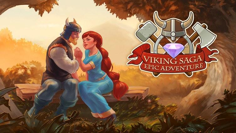 Viking Saga: Epic Adventure фото