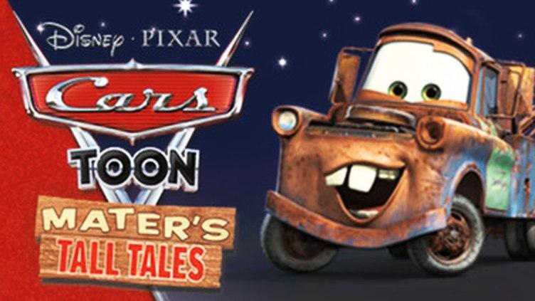 Disney•Pixar Cars Toon: Mater's Tall Tales
