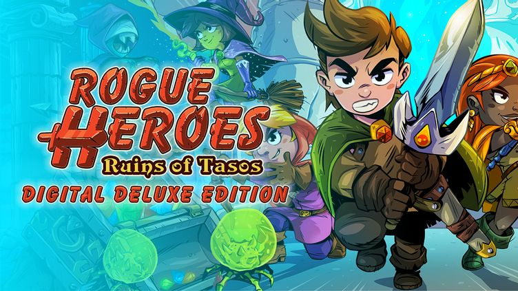 Rogue Heroes: Ruins of Tasos - Deluxe Edition